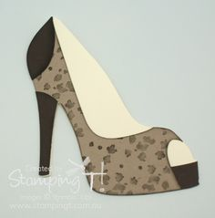 High heeled gumpaste shoe template free wordpress for High heel template for cards