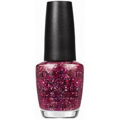 OPI Spotlight On Glitter 2014 Nail Polish Collection - Blush Hour 15ml