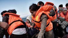 Zeker 18 vluchtelingen verdronken bij Turkije | NOS