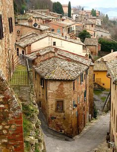 Montepulciano, Italy | Flickr - Photo Sharing!