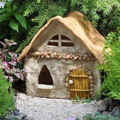Miniature Fairy Garden Berkeley's Cottage