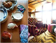 Decor Inspiration: Montauk Surf Shack   Free People Blog #freepeople