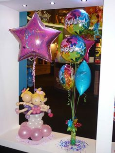 The Very Best Balloon Blog: Spring Fair 2012 review with photographs...