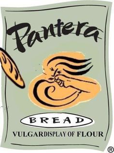 I can't see a Panera sign and not think Pantera