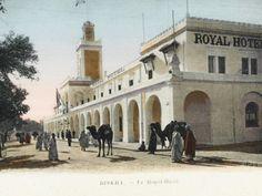 The Royal Hotel - Biskra, Algeria Photographic Print