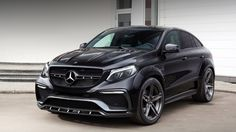 #Mercedes #GLE #Coupe gets heavy dose of tuner steroids