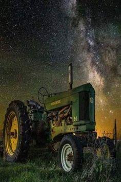 John Deere Under The Stars