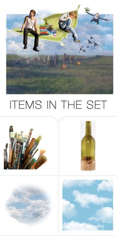 """Flow"" by canisartstudio ❤ liked on Polyvore featuring art"