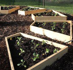 80 Best DIY Raised Garden Beds Elevated Garden Beds, Raised Garden Beds, Raised Beds, Medicine Garden, Medicine Wheel, Permaculture, Sacred Garden, Herb Garden Design, Big Garden