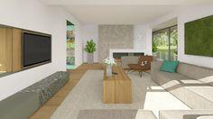 Interieur woonhuis door Leenders Architecten & Ingenieurs #interior #architect #veghel #livingroom