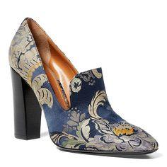 d3932edf5 Nadya Jacquard Pump - Ralph Lauren Shop All - Ralph Lauren France