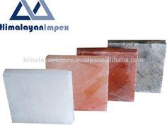Himalayan Rock Salt Bricks/ Tiles/ Blocks/ Slabs in all size and natural salt color
