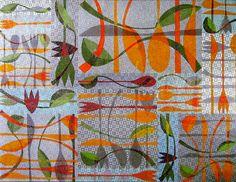Emma Biggs - domestic mosaic