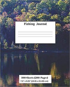 Fishing Journal: Ricky Lee: 9781695597457: Amazon.com: Books