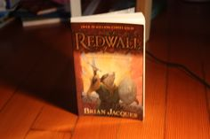 a book that's really good is redwall!!!!!!