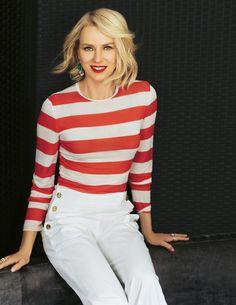 thebeautifulpeople — Naomi Watts Naomi Watts, Soft Classic Kibbe, Looks Jeans, Grazia Magazine, Diane Kruger, Glamour, Famous Women, Iconic Women, Celebrity Style