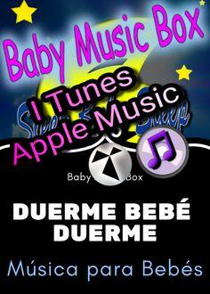 Sleep Baby Sleep by Baby Music Box Baby Box, Nighty Night, Baby Music, Baby Sleep, Bedtime, Itunes, Cuddling, Cute Babies, Songs