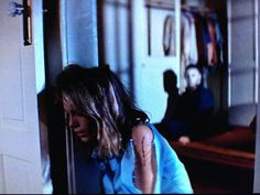 top 5 final girls of horror #1 Laurie Strode by Jamie Lee Curtis in John Carpenter's Halloween (1978)