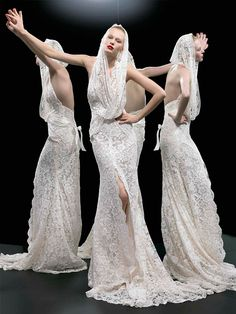 8667a776d9a3a 63 Best Avant Garde Wedding Dresses images in 2016 | Bridal gowns ...