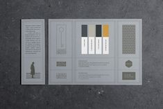 Interiour design, Identity and packaging design