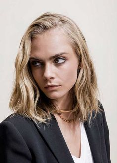 20 Stylish Celebs with Short Hair You Have to See: #6. Cara Delevingne