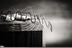 """Picture-A-Day (PAD n.1735) """"Wire and String"""" ~Amy, DangRabbit Photography"""