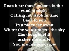 Carrie Underwood- Till I See You Again (With Lyrics) makes me think of you