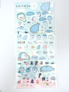 San x Jinbesan Stickers New Character Kawaii from Japan | eBay