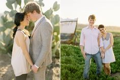 Engagement. - love the second picture