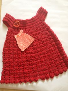 vestido e desenho Crochet Baby, Crochet Top, Baby Dresses, Baby Kids, Knitting, Women, Fashion, Children Dress, Tricot
