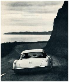 1958 Chevrolet Corvette Original.  Vol. III of Slammed Brochure Cars will exhibit more of a photographic bent.
