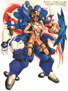 Masamune Shirow Art 204.jpg