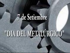 Dia del Metalurgico