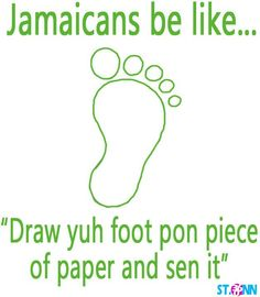 So true....OMG...what is up with that. Every time someone in foreign (America) wanted to buy us shoes, my parents would draw our feet on paper and send to them instead of just telling them our shoe size...memories! LKD