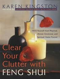 Clear Your Clutter With Feng Shui One of the best books ever. If you only read one book on feng shui, let it be this one. Feng Shui Books, Feng Shui Tips, Clutter Control, Book Organization, Organizing Tips, Organizing Clutter, Organising, Life Changing Books, Declutter Your Home