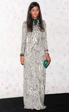 El look de Giovanna Battaglia | Galería de fotos 13 de 27 | Vogue