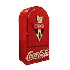 Coca Cola Cupboard DVD and CD - Armario Coca Cola para cd y dvd