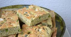 Scandinavian Bread: Quick Pea Bread