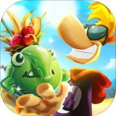 Rayman Adventures by Ubisoft
