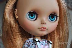 Custom Blythe para Nara Carvalho | Doll Base: Neo Blythe Sun… | Flickr