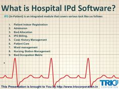 Hospital IPd Software Get the leading hospital IPD software from Trio Corporation. With Single click you can easily manage all the functions of IPD software. https://www.flickr.com/photos/134409500@N02/22523531462/in/dateposted-public/