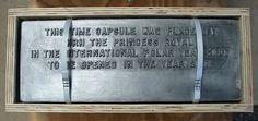 Commemorative Time capsule