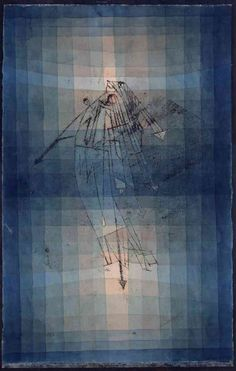 Paul Klee - Dance of Moth, 1923