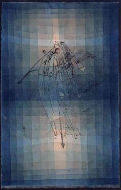 Paul Klee - Dance of Moth, 1923