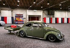 """""""Not just American cars at the GNRS #fairplex #vw #beetle   Photo by @larry_chen_foto"""""""