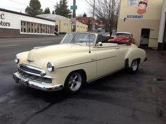 1949 Chevrolet Deluxe Convertible