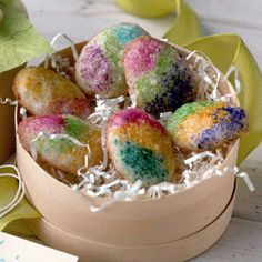 Easter Egg Cookies - Holidays http://www.holidayspage.net/easter-egg-cookies-2/
