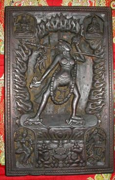 Varjayogini - Vamachara - Wikipedia, the free encyclopedia