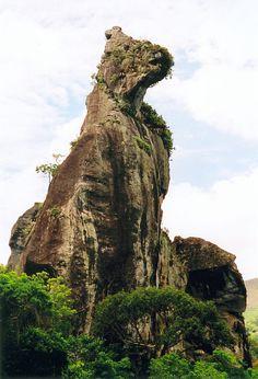 Pedra do Cão Sentado, Nova Friburgo - Rio de Janeiro:
