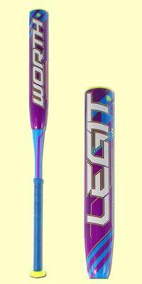 2015 Worth Keilani Legit Fastpitch Softball Bat: FPL511